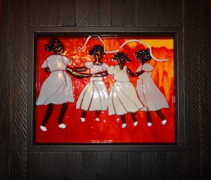 Four Sisters -- Dancing together in the heat, four sisters live, laugh, and love!